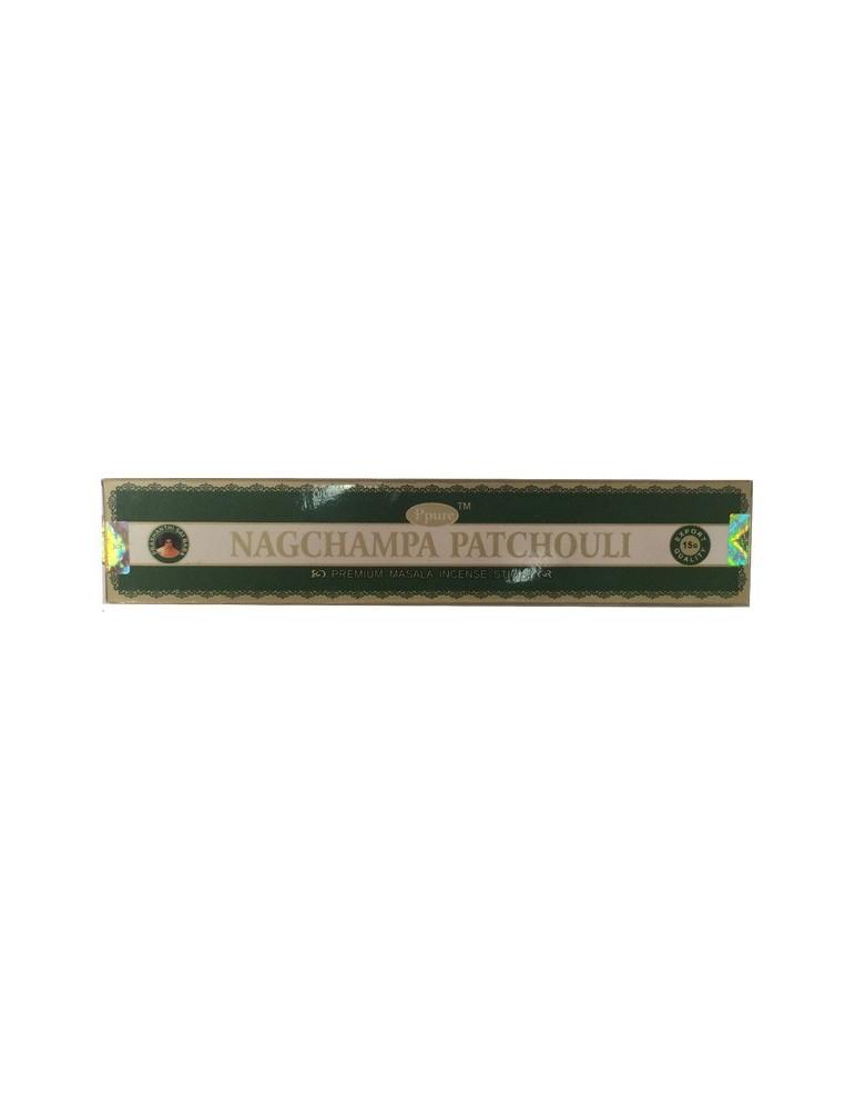 Patchouli - P Pure 15 gms