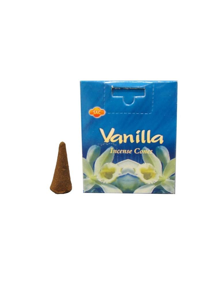Chandan - SAC Incense Cones