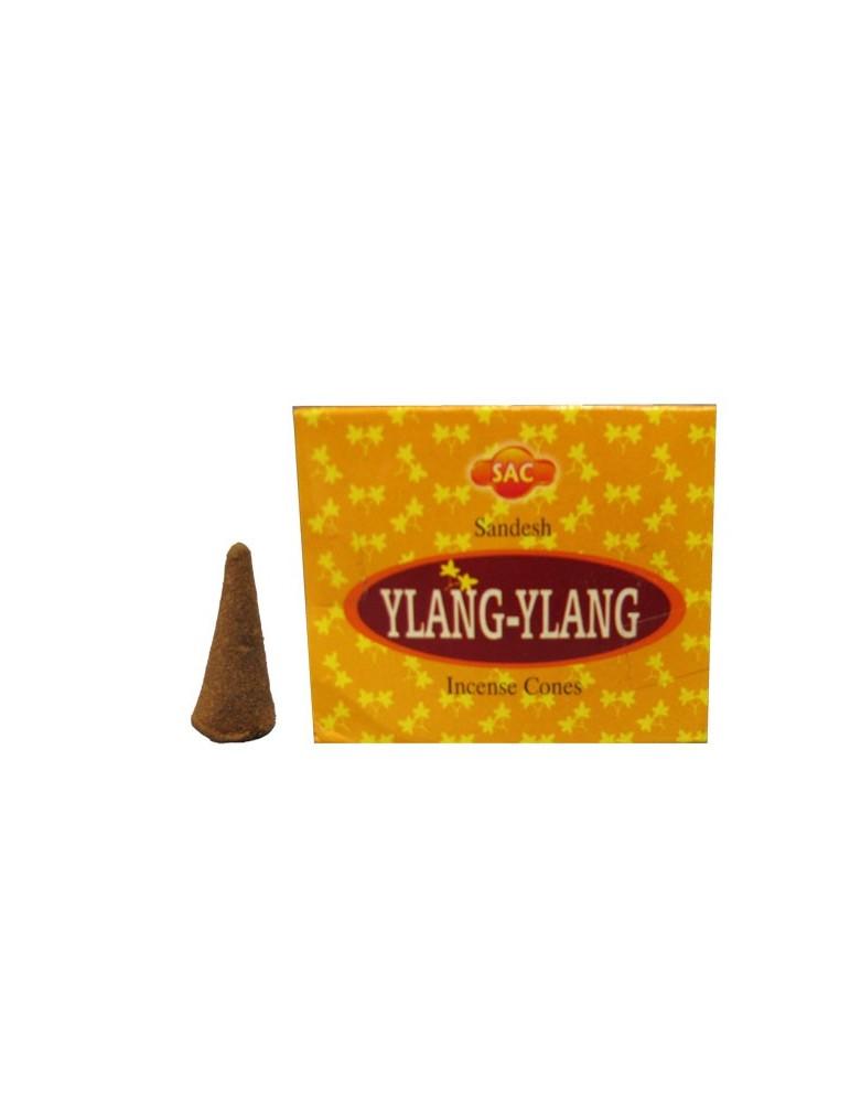 Vanilla - SAC Incense Cones