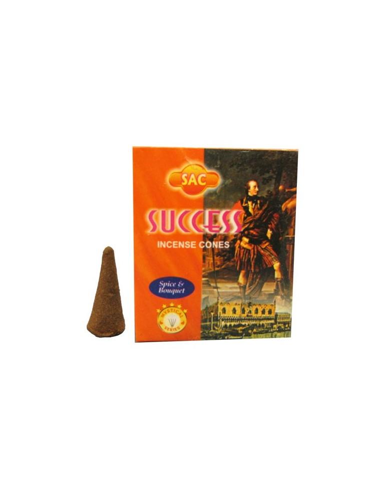 Fortune - SAC (Mystical Series) Incense Cones