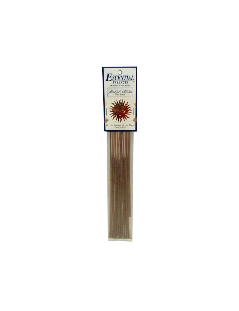Jamaican Vanilla - Escential 16 Mini Incense Sticks