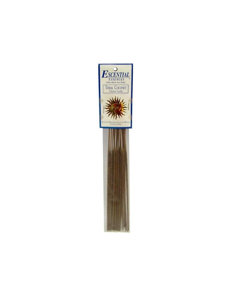 Tribal Coconut - Escential 16 Mini Incense Sticks