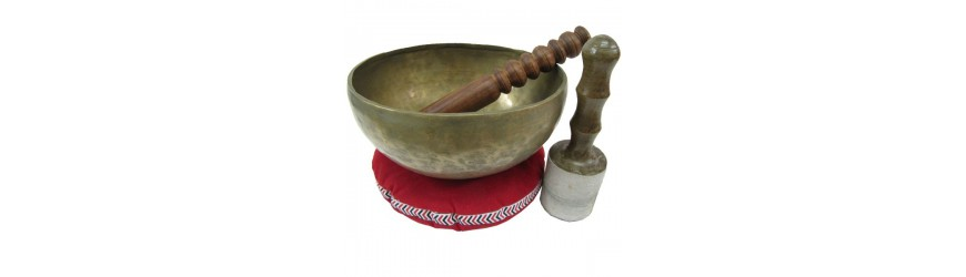 Tibetan Singing bowls and Sound Healing