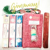 ✨GIVEAWAY💖CONCOURS✨  ✨💫✨💫✨500 FOLLOWERS✨💫✨💫✨   IG community, you're amazing and deserve all the lovin' and relaxin' wrapped up in one beautiful giveaway 💝    ✨✨✨💖🛍💝 LOOT BAG 💝🛍💖✨✨✨ • Cotton Méditation Buddha Scarf   Earth tone Terra Cotta Brown for grounding as you   wrap yourself in our hand woven cotton scarf🧣 • 7 Chakra California White Sage Smudge Stick • SATYA Incense x 3 best selling fragrances • Incense Burner with brass Elephant inlay for luck • Green Agate Mala Bead with Turkish Eye 🧿  🌜🌜🌜🌜PARTICIPATION RULES🌛🌛🌛🌛 I - Follow our page II - Like + Save this post III- Tag 3 friends in one comment in the comments    section | >>>1 comment = 1 entry<<< IV- Share this post to your stories and Tag us    🌟⭐️🌟Disclaimer🌟⭐️🌟 1. All participants must be 18+ 2. Giveaway is for Canada & USA addresses only.  3. Shipping costs are included in the giveaway and a   tracking will be included.  4. The winner will be announced Monday May 17th,  and be contacted by DM, please confirm within   24 hours or a new winner will be announced.   5. This giveaway is in no way endorsed, administered,    or sponsored by Instagram.            #orientalmontreal #giveaway #giveawaycontest #giveaways #concours #concoursinstagram #concoursmontreal #montrealgiveaway #torontogiveaway #ottawagiveaway #instagramgiveaway #incense #encens #malabeads #sage #smudge #scarfgiveaway #wellnessgiveaway #metaphysicalshop #wellnesswednesday #selfcare #montrealshopping #witchesofinstagram #esoteric